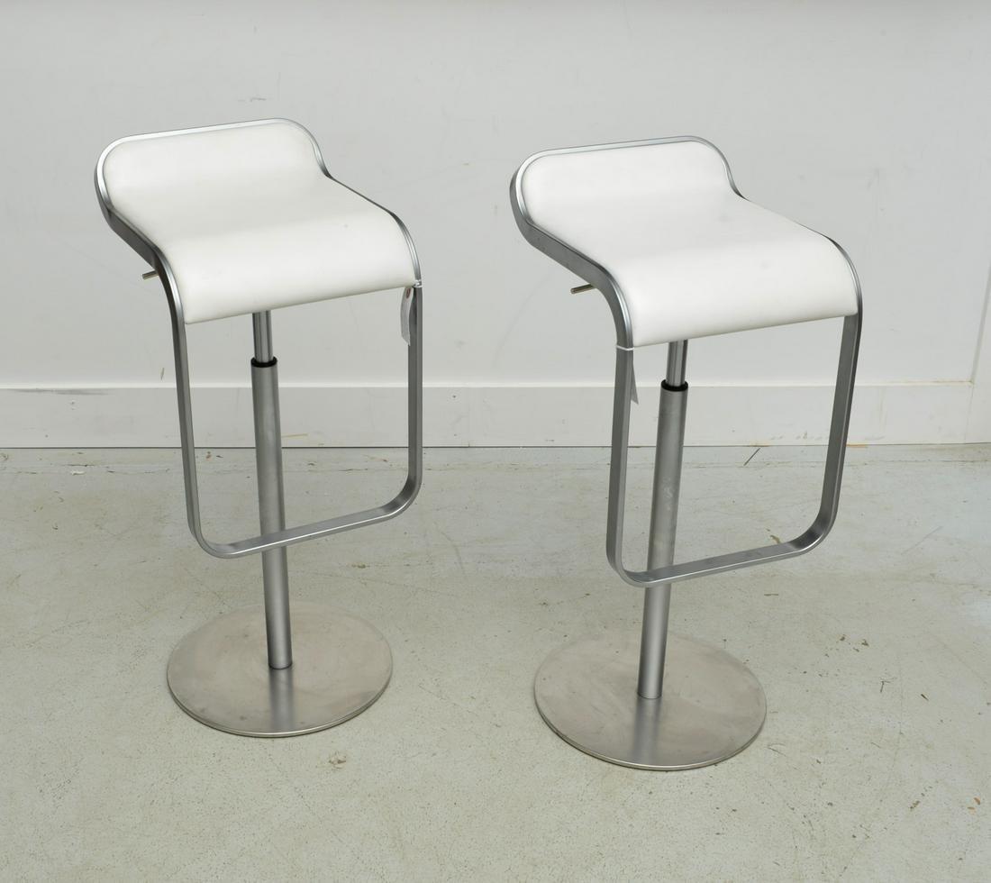 Pair Lapalma Italian stools