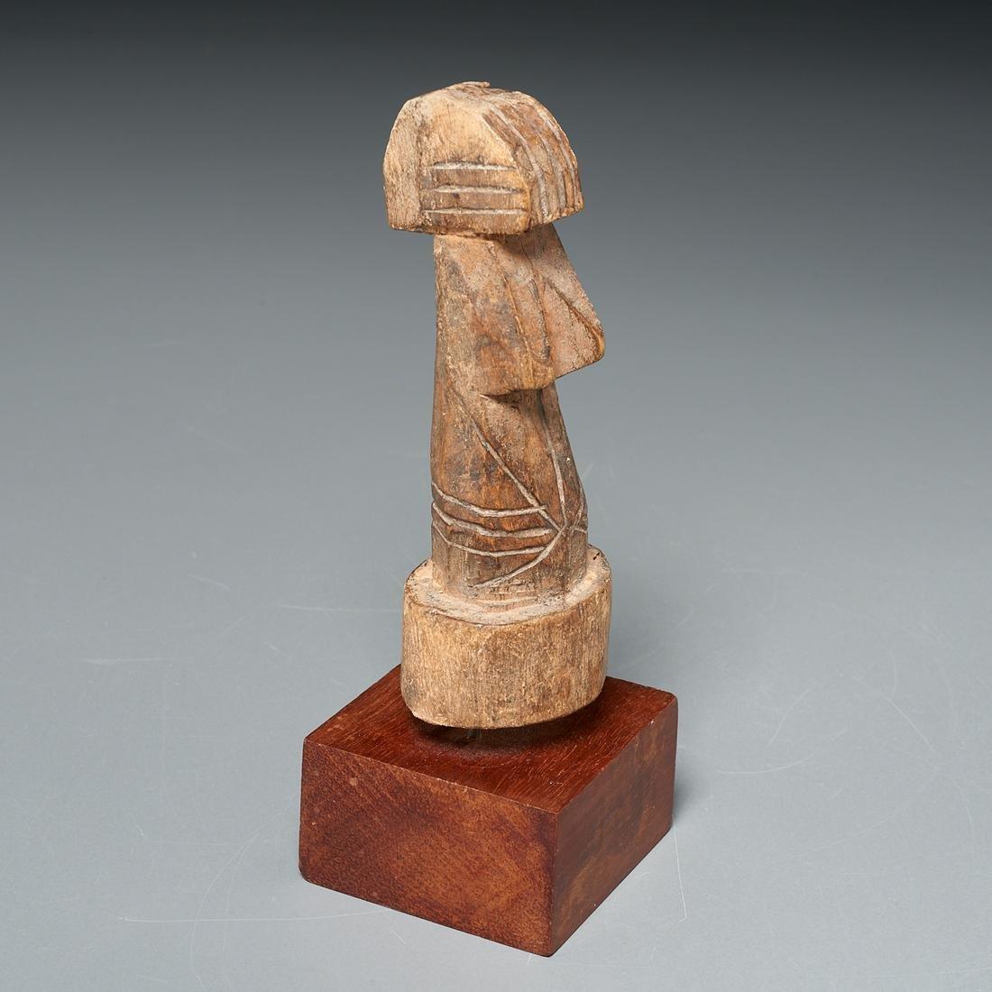 "Mossi ""yariga biiga"" fertility doll, ex-museum"