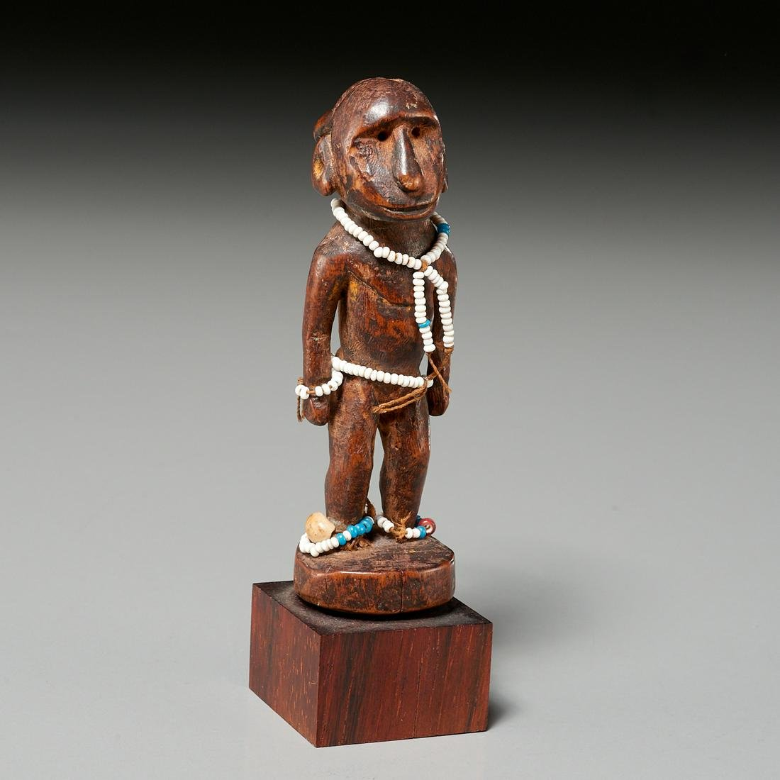 Santa Cruz miniature Duka, ex. J.J. Klejman