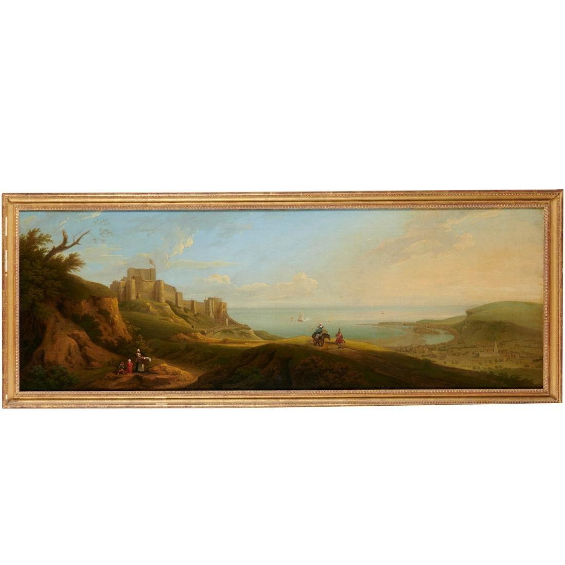 George Lambert, Oil on Canvas
