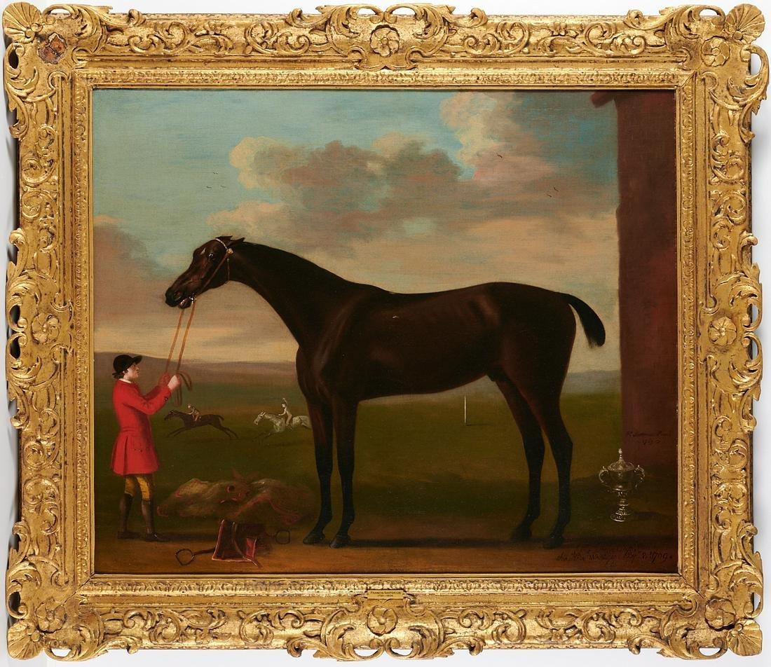 Francis Sartorius, Oil on Canvas