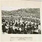 Group 1950s Israel photo albums + Imelda Marcos