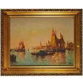 Domenico Zenoni, Venice painting