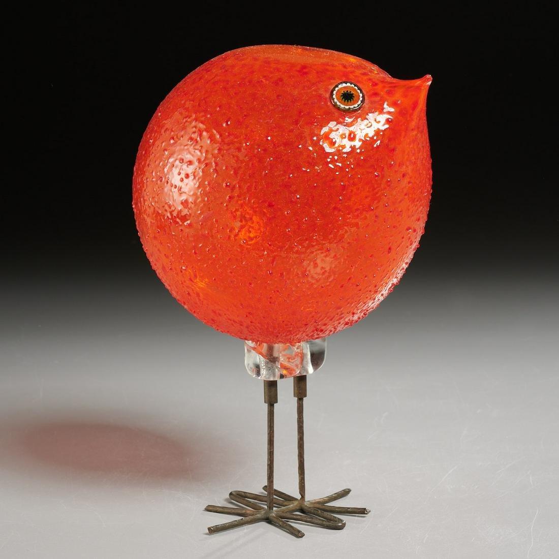 Alessandro Pianon, Pulcini bird sculpture