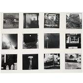 Robert Rauschenberg photo portfolio 1979
