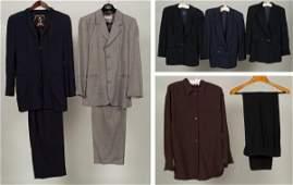 413: Group Giorgio Armani clothing