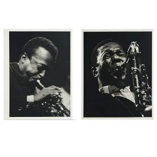 Franz Rosenbaum, Miles Davis, John Coltrane