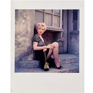 Milton Green, Marilyn Monroe, 1956/78, signed
