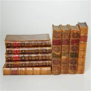 History, (9) 18th & 19th century volumes