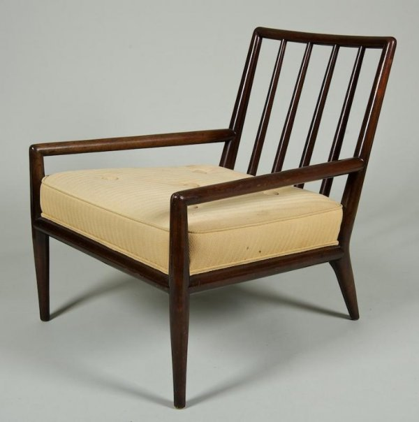 1194: T.H. Robsjohn-Gibbings for Widdicomb lounge chair