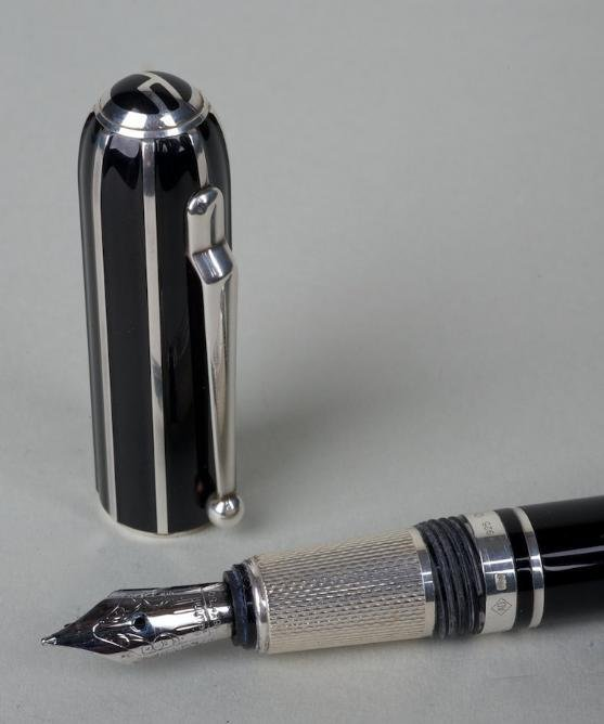1530: Dunhill Sidecar Limousette fountain pen - 2