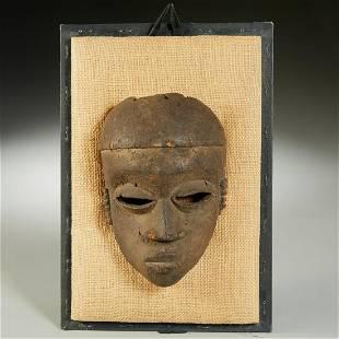 Chokwe Peoples, Mwana Pwo female mask, ex-museum