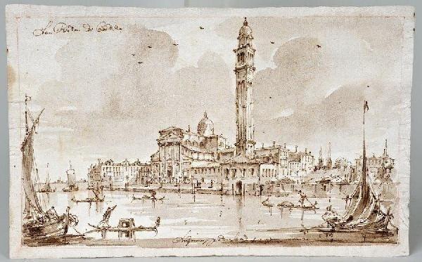 3019: Attr. to Johan Richter (1665-1745, Swedish), draw