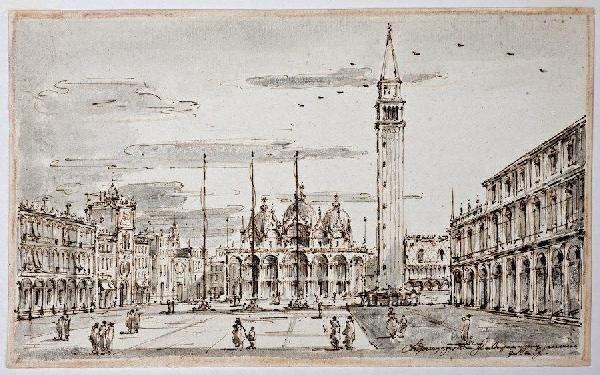 3020: Attr. to Johan Richter (1665-1745, Swedish), draw