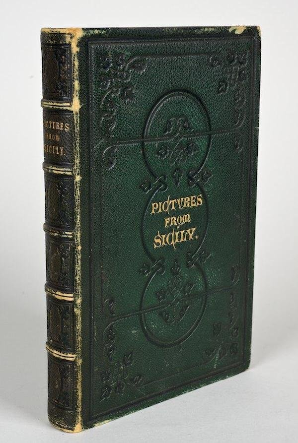 1011: Bartlett, Wm. H., Pictures from Sicily