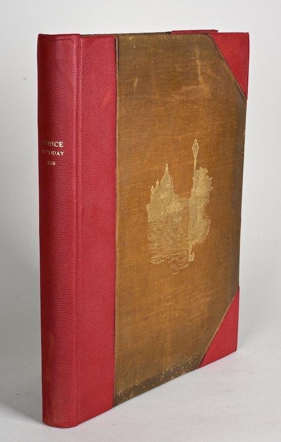 1013: Smith, F. Hopkinson, Venice of Today