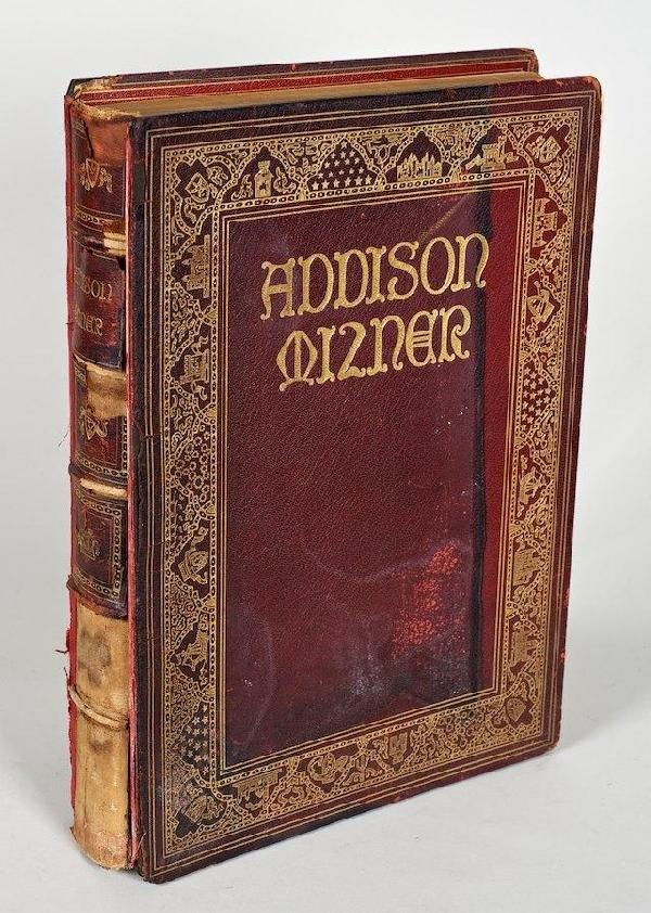 1016: Florida Architecture of Addison Mizner, signed