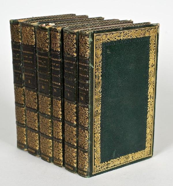1017: Granger, J., Biographical history of England