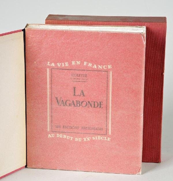 1075: Colette, La Vagabonde