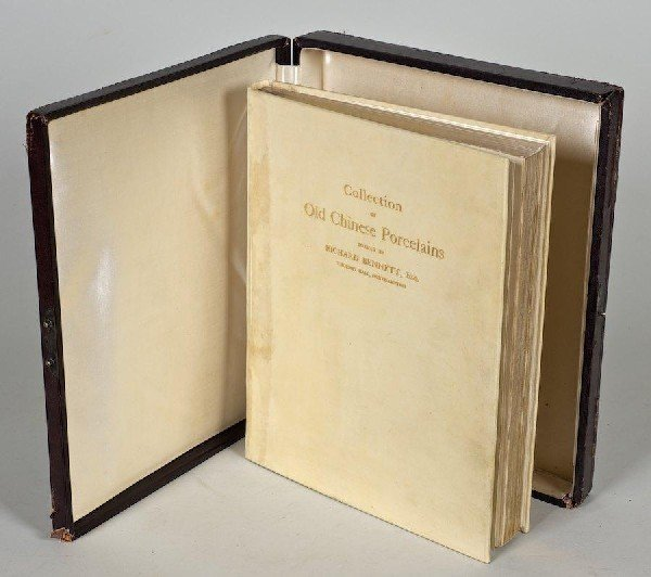 1082: Catalogue of the Collection of Old Chinese Porcel