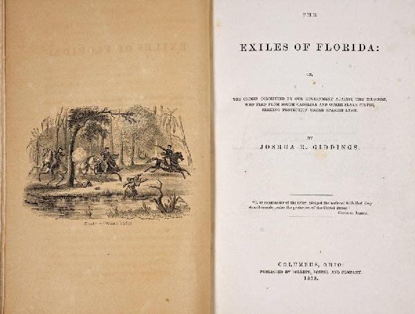1085: Giddings, Joshua, The Exiles of Florida