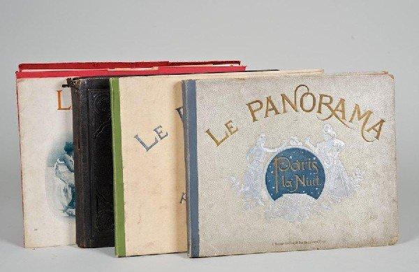 1091: Le Panorama, Paris SÕAmuse, 2 copies,