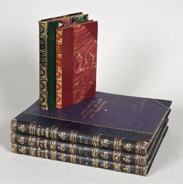 1094: Leech, John, 5 vols., incl.  Pictures of Life and