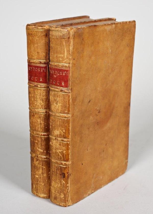 1096: Brydone, P., Tour Through Sicily and Malta