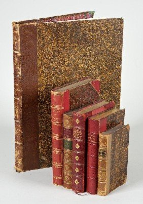 French Theater, 1 Other, 6 Vols