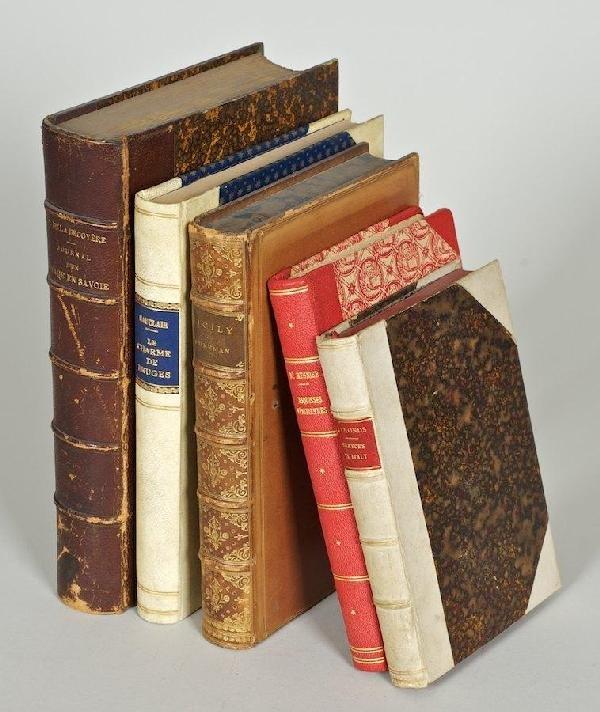 1173: Nice European Travel, 5 vols.