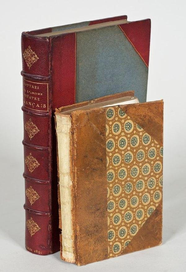 1174: French Theater, 2 vols.