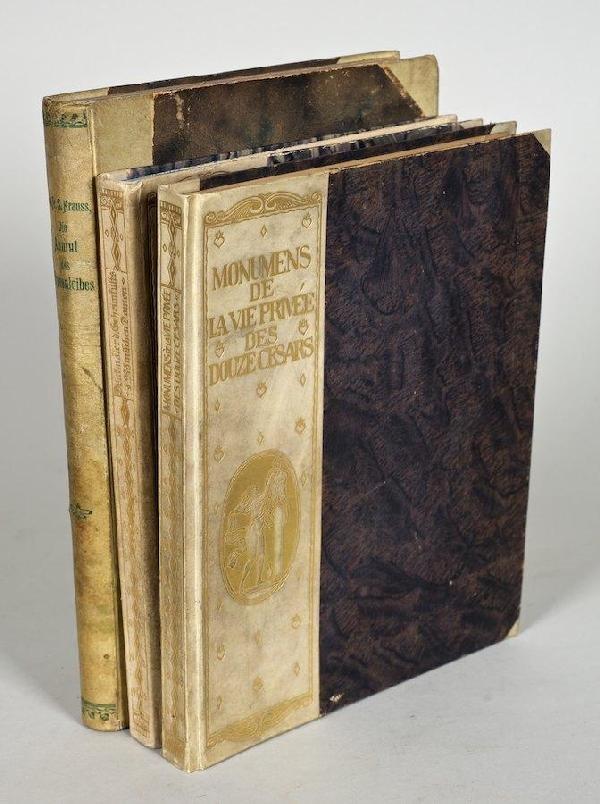 1175: Erotic, 3 vols. in German