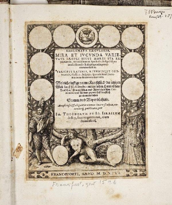 1187: Emblem Book