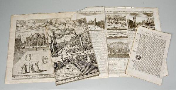 1189: Engravings of Venice
