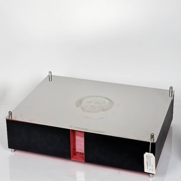 "4: ""Picasso 347"" special (6) vol. set in laser cut case"