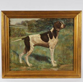 Arthur Burdett Frost (1851-1928, American), Paint