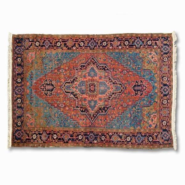 """2148: Heriz carpet, approx. 8' x 10'11"""""""