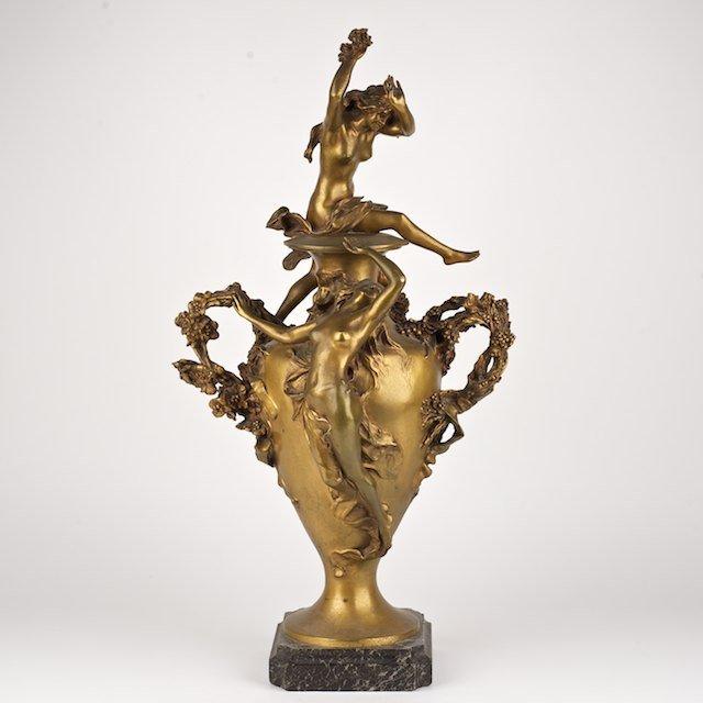 2008: Felix Charpentier (1858-1925, French), bronze