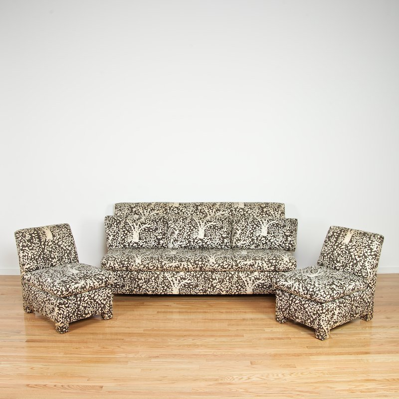 Group Billy Baldwin Upholstered Seat Furniture Group Billy Baldwin  Upholstered Seat Furniture