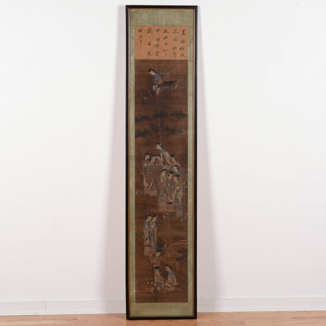 Chinese School (18th/19th c.), scroll painting