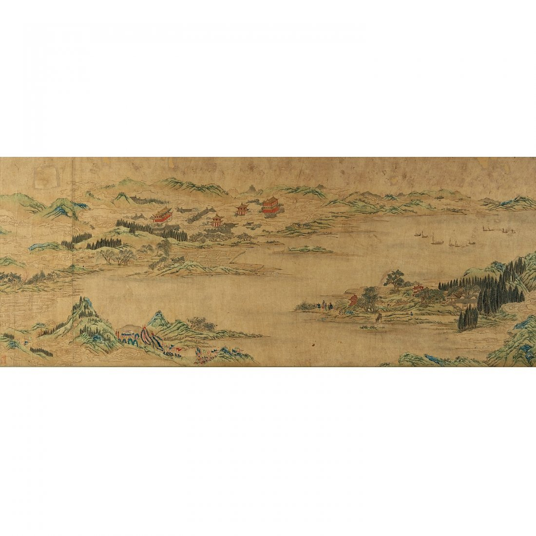 Chinese School (19th c.), painting