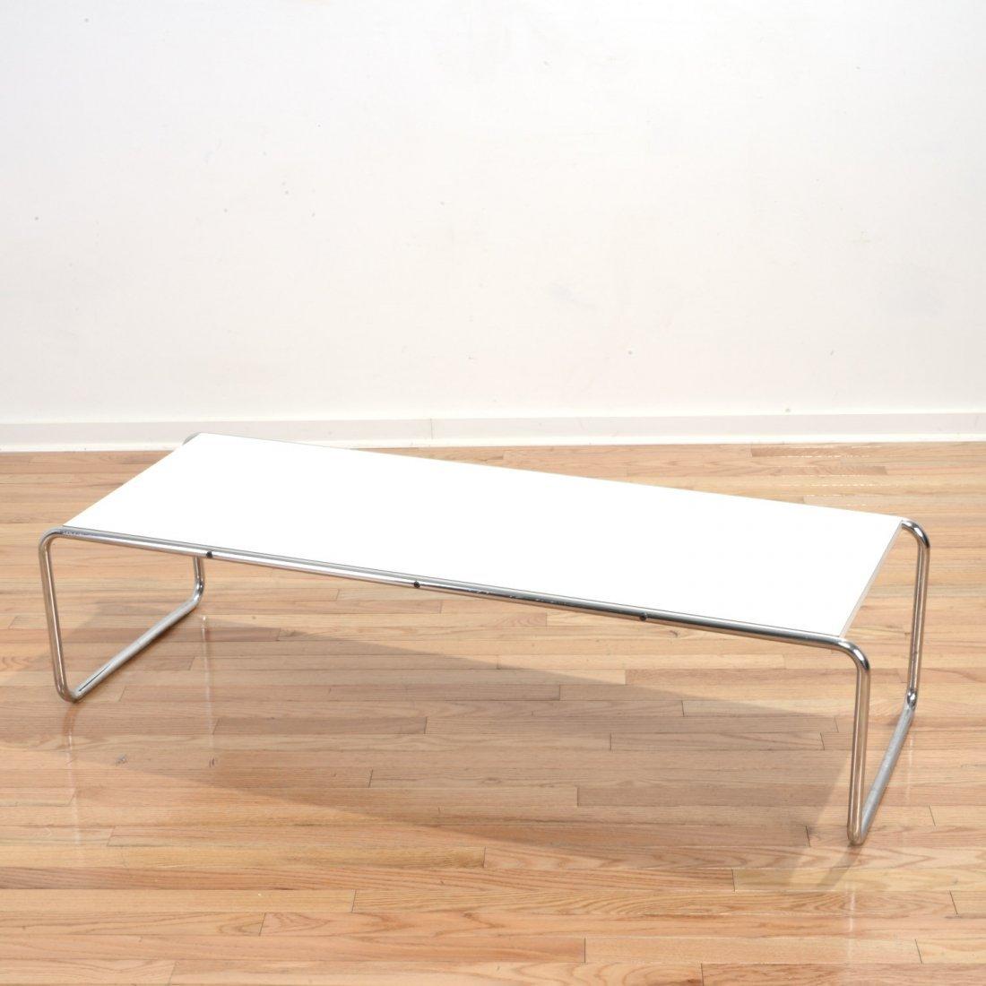 """Breuer for Gavina """"Laccio"""" coffee table"""