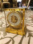 Le Coultre Atmos desk clock