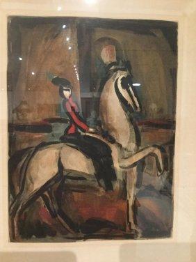 Georges Rouault, Color Aquatint
