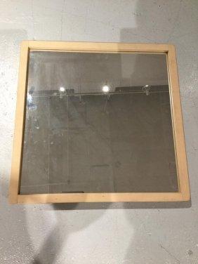 Alvar Aalto For Artek Wall Mirror