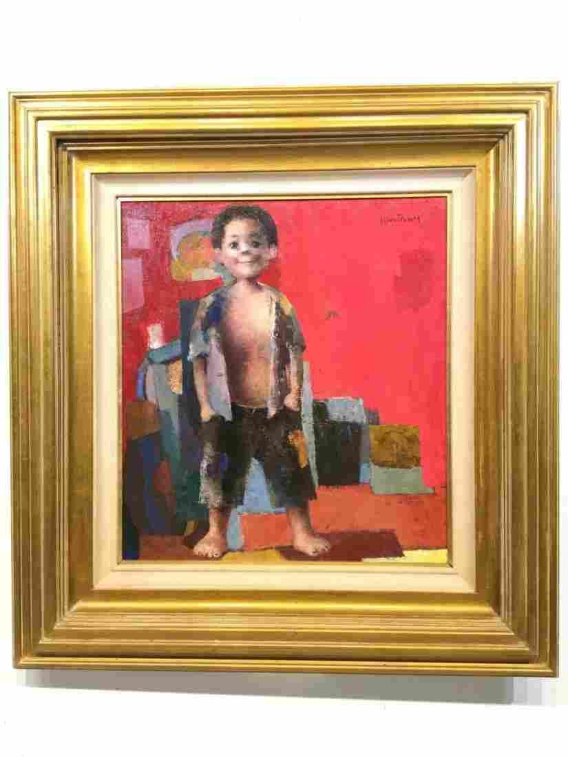 Jose Montanes (Spanish, 1918-1989)