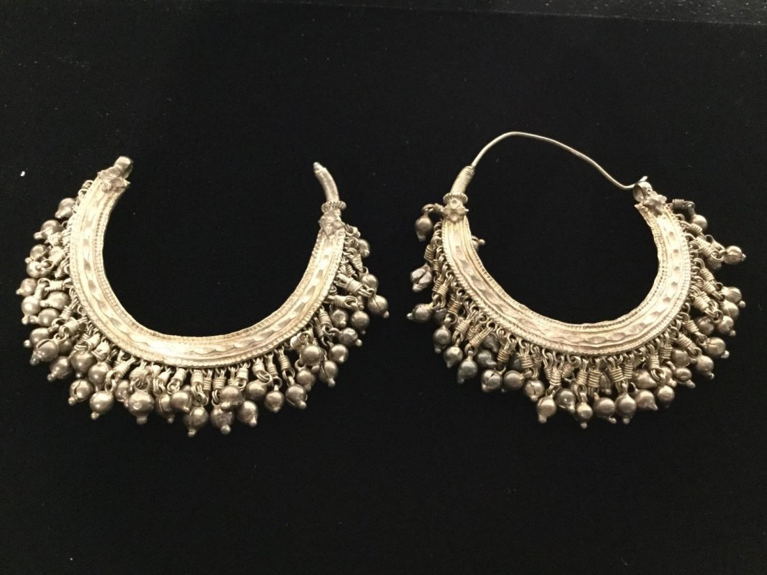 (5) pcs. Antique Middle Eastern style jewelry - 2