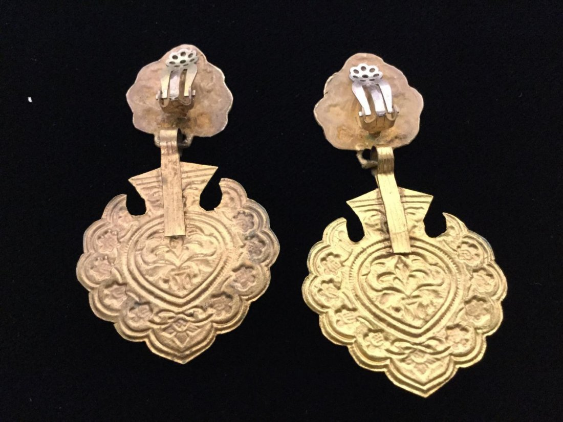 (5) pcs. Antique Middle Eastern style jewelry - 5