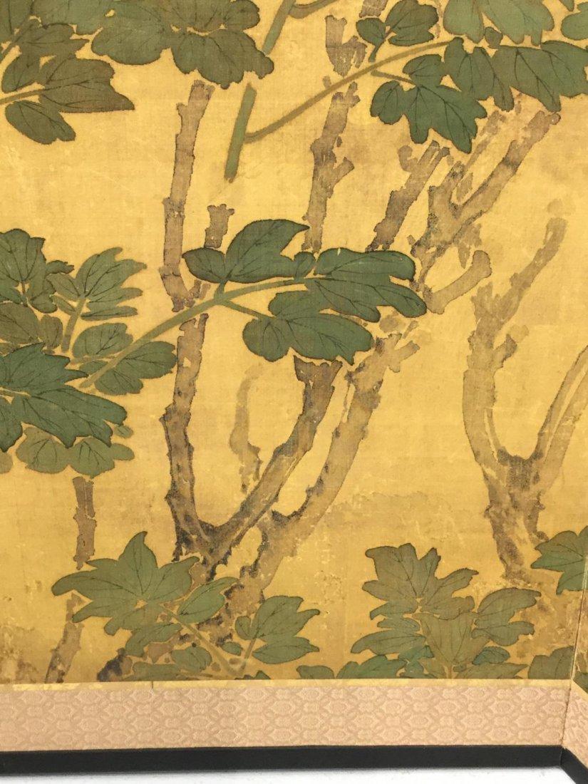 Japanese School (19th/20th c.), screen - 10