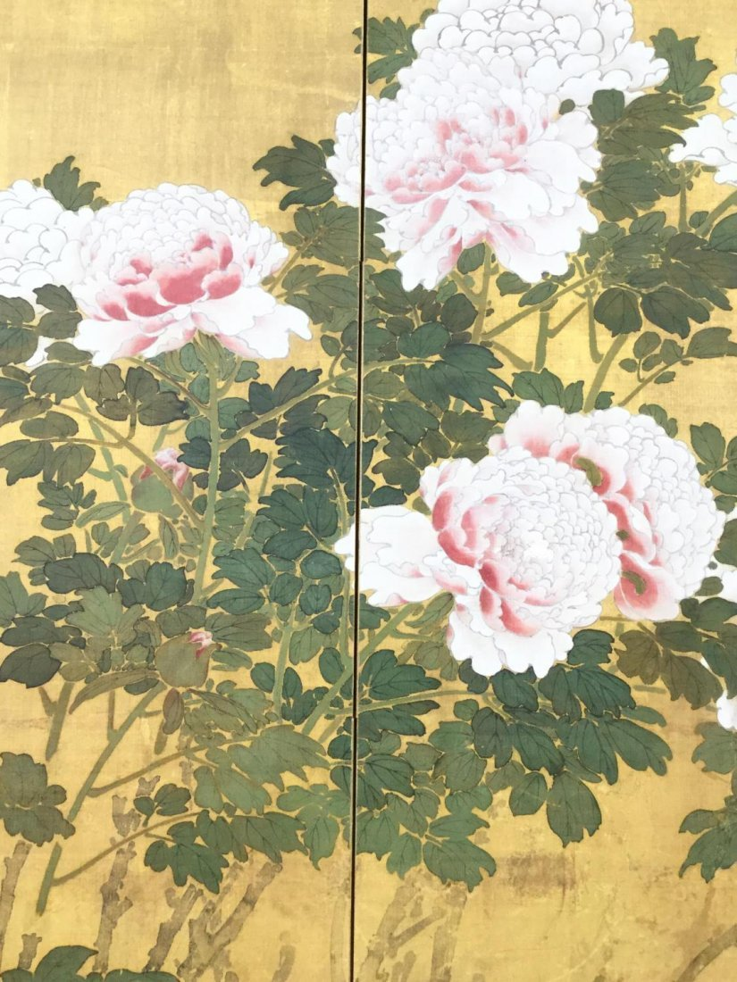 Japanese School (19th/20th c.), screen - 3